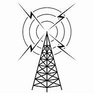 Radio Tower Clip Art