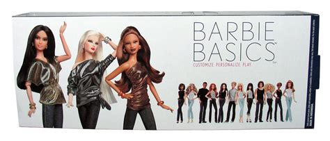 Barbie Basics Doll Muse Model No 8 08 008 80 Collection 2