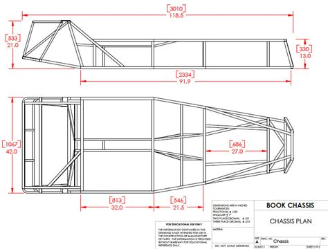 inspiring frame blueprints photo car frame and chassis blue prints pictures inspirational