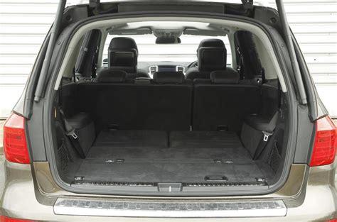 More car for your money. Mercedes-Benz GL-Class 2013-2015 interior | Autocar