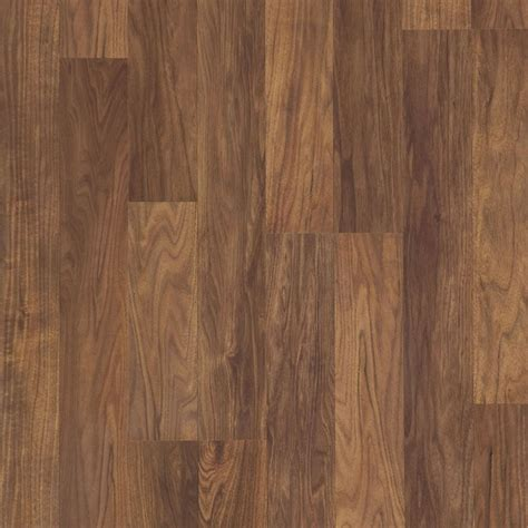 lowes flooring wood tile style selections 12mm natural walnut smooth laminate flooring lowe s canada