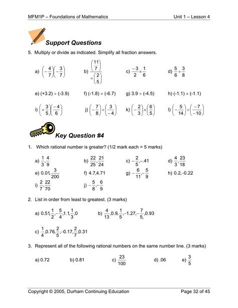 inspirational grade 9 math worksheets with answers