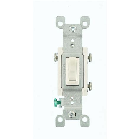 leviton 15 3 way co alr ac toggle switch white r62 02653 02w the home depot