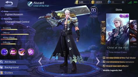 mobile legend alucard alucard detailed guide and build 2019 mobile legends