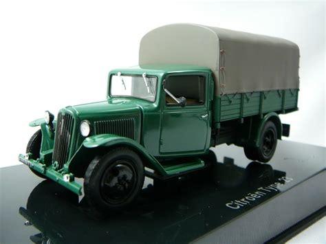 Miniature camion citroen type 23 1946 Norev