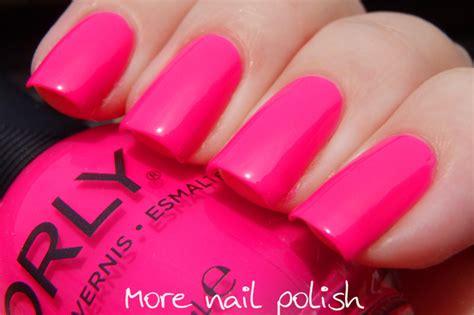 Hot Pink Fuchsia Neon Summer Bright