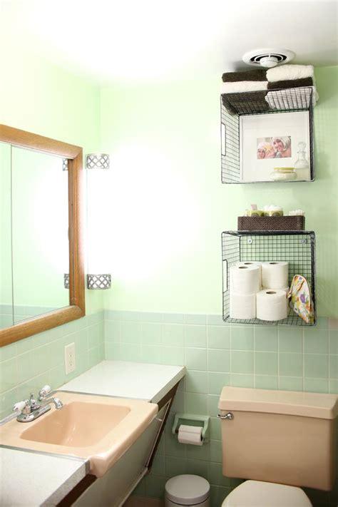 26 great bathroom storage ideas 25 best ideas about hanging wire basket on
