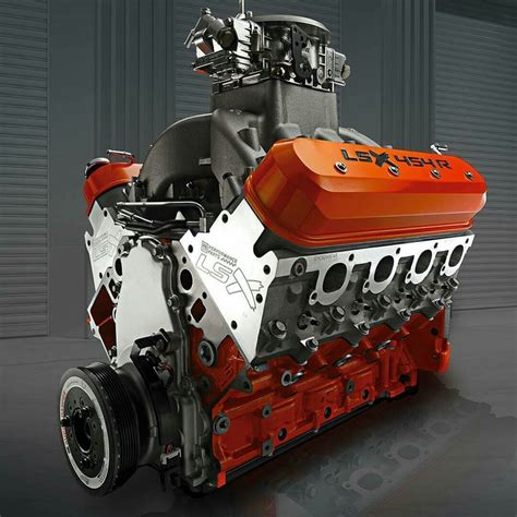 Most Powerful Engine Made by The 776 Hp Lsx454r Most Powerful Crate Engine By