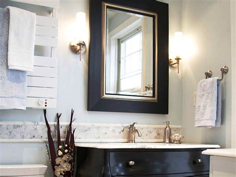 Bathroom Mirrors : Lighted Bathroom Wall Mirror For Any Bathroom Styles