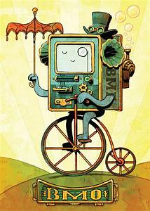 steampunk bmo by BrianKesinger on DeviantArt