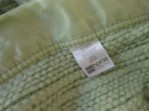 waffle weave blanket acrylic thermal blanket jcp home pale green