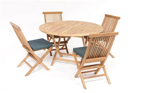 biarritz teak garden furniture dining set humber imports