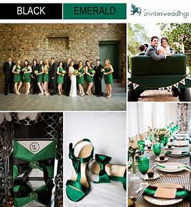best 25 emerald wedding theme ideas on pinterest With black white and emerald green wedding invitations