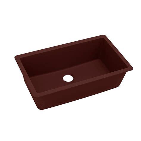elkay quartz undermount sink elkay quartz classic undermount composite 33 in single