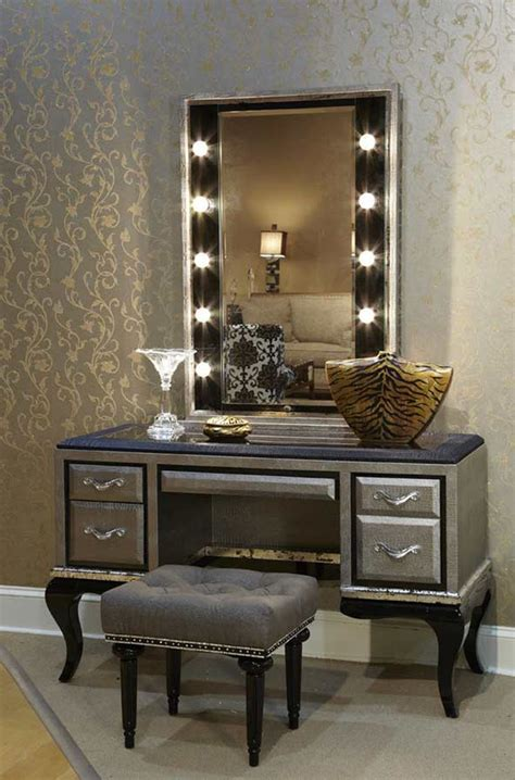 makeup desk with lights makeup vanity table furniture ideas home interior design