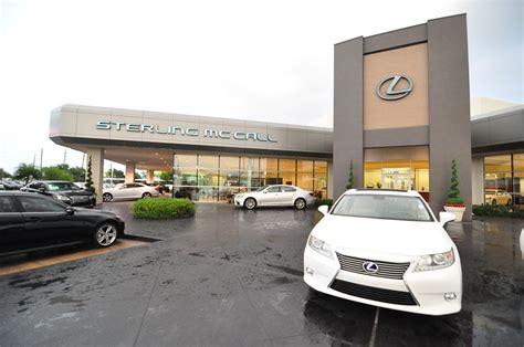 Sterling Mccall Lexus In Houston, Tx