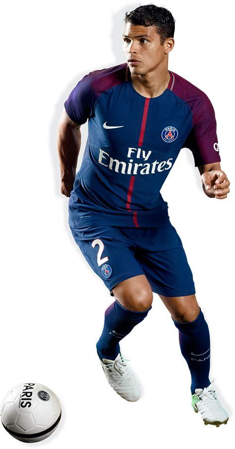 Thiago Silva football render - 38672 - FootyRenders