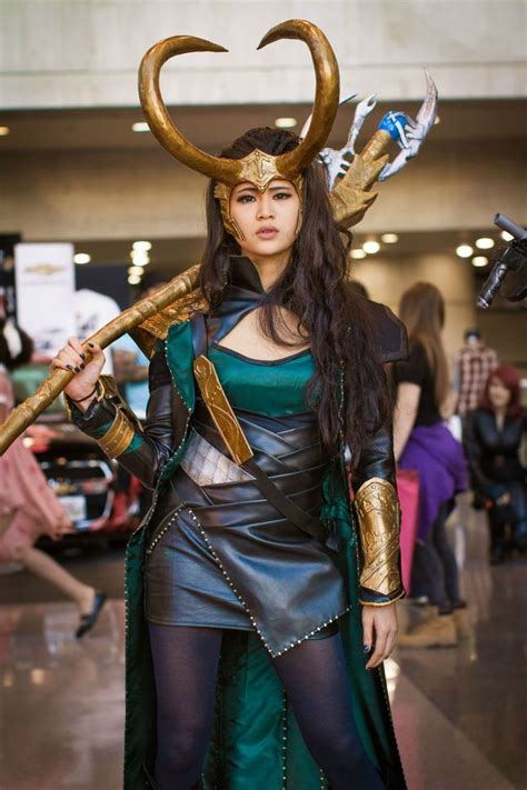 Best 25 Lady Loki Cosplay Ideas On Pinterest Loki