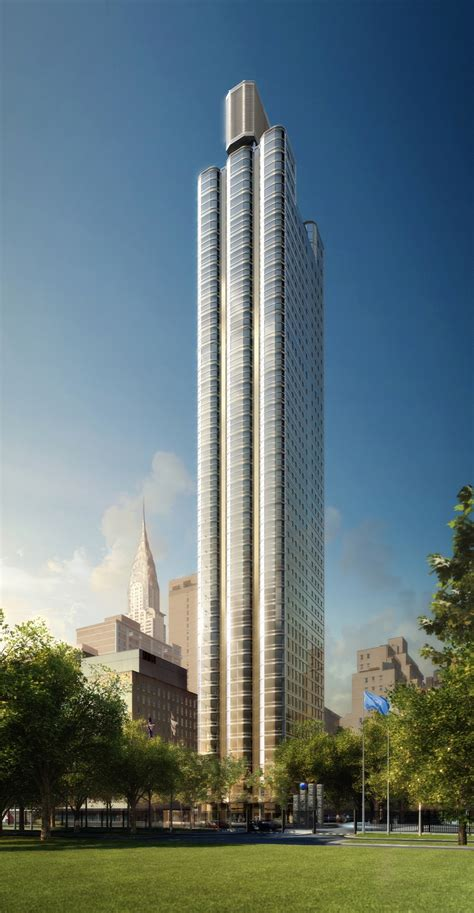 Fosterpartners First Us Residential Building Breaks