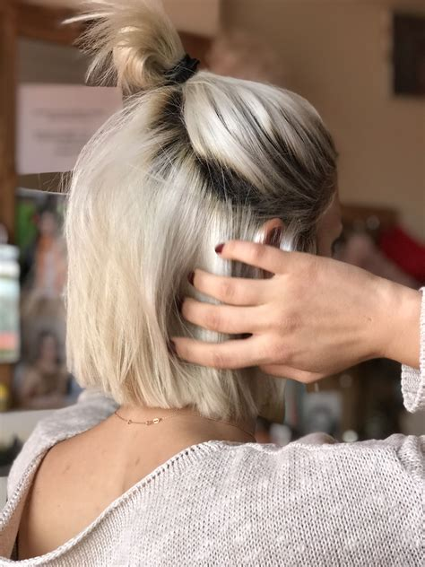 short hair   bun hairstyles haar flechtfrisuren