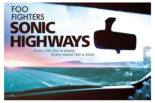 download sonic highways documentary