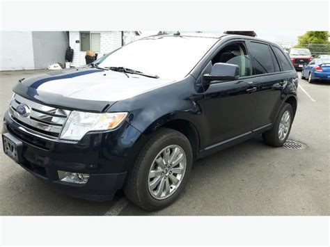 ford edge awd sel  sale  parksville