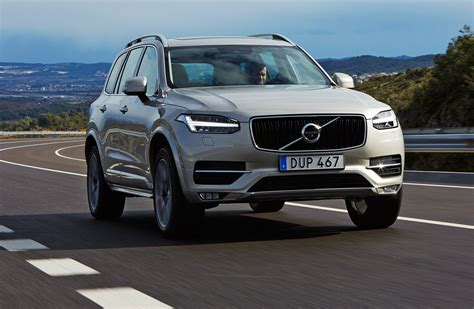 volvo xc   review  car magazine