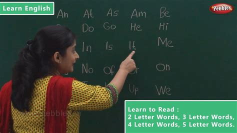 reading  letter words  letter words  letter words