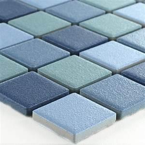 Mosaik Fliesen Blau : keramik mosaik fliesen rutschhemmend blau mix tm33184m ~ Michelbontemps.com Haus und Dekorationen