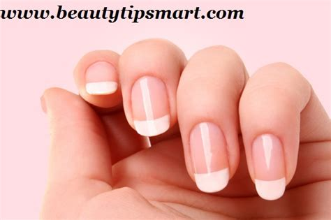 How To Get White Fingernail Tips At Home