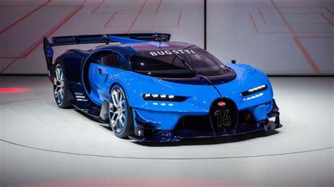 bugatti presenta su nuevo deportivo inspirado en