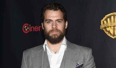 Henry Cavill Plays Coy About 'fifty Shades Darker' Casting