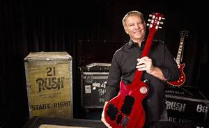 Introducing The Alex Lifeson R40 Les Paul Axcess