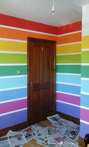 The 25+ best Rainbow wall ideas on Pinterest