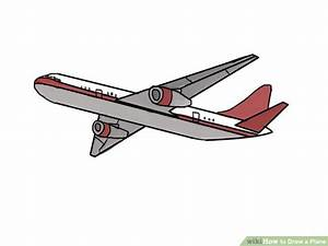 Easy To Draw Airplane - ClipArt Best