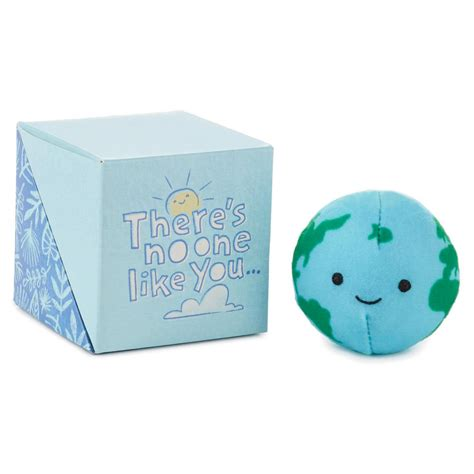 Maybe you would like to learn more about one of these? Mini No One Like You Care Cube With Globe Token, 2.25x2.25 - Greeting Cards - Hallmark