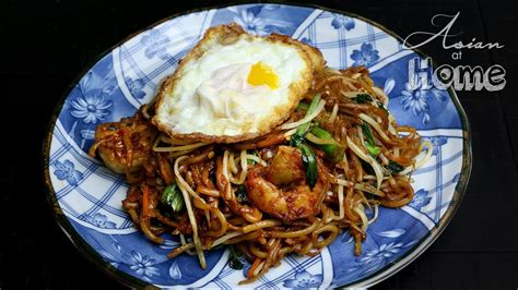 mie goreng indonesian stir fried noodles youtube