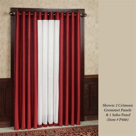 Curtains With Grommets by Curtains With Grommets Rooms