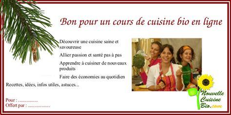 cours de cuisine bio newsletter intelligence verte décembre 2015 intelligence