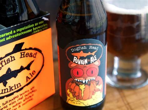 Dogfish Pumpkin Ale dogfish head punkin ale is back for 2014 chilled magazine