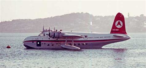 Flying Boat To Lord Howe Island by Lord Howe Island Flying Boats