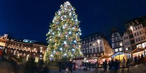 Decoration De Noel 2017 : decoration noel strasbourg 2017 d coration de no l d co ~ Melissatoandfro.com Idées de Décoration
