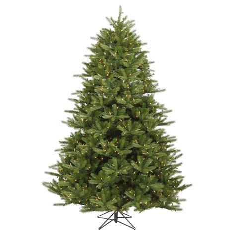 shop vickerman 9 ft pre lit frasier fir artificial
