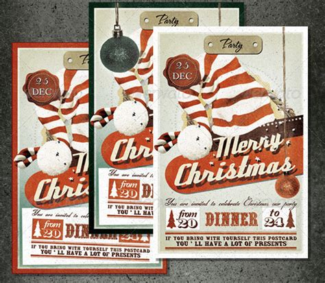 invitation templates psd holiday lights images