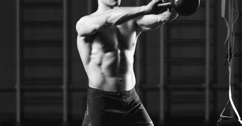 kettlebell swing perform muscle