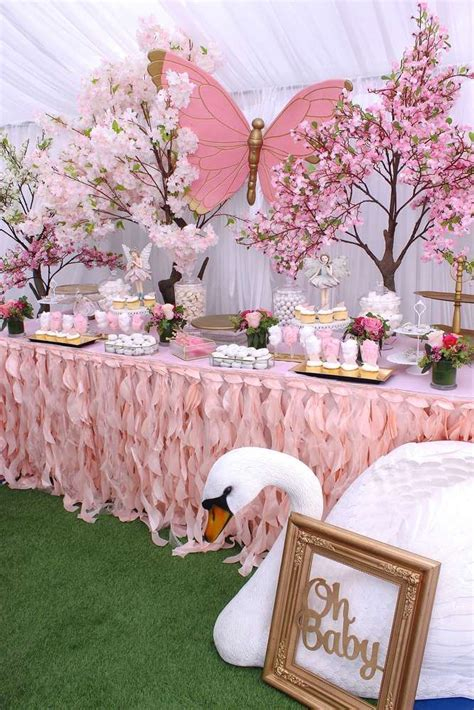 decorations for a baby shower take a look at this enchanted garden baby shower the