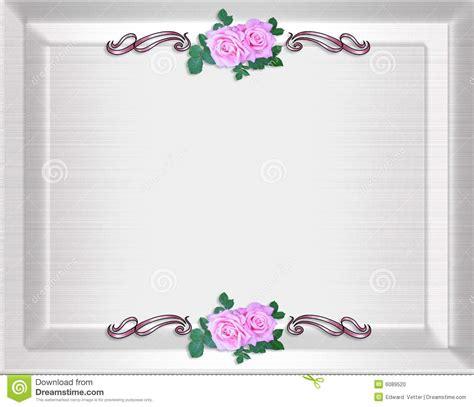 invitation card border templates
