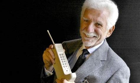 cell phone inventor 40 years of the mobile phone top 20 facts tech