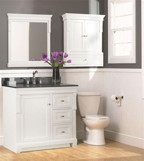 the naples vanity from foremost international in a