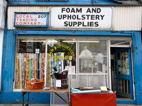 Local Trading Co, Foam And Upholstery Supplies. 2011